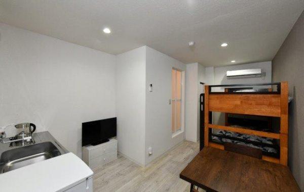 客室 | 2段ベットルーム