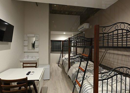 客室 | 4人部屋